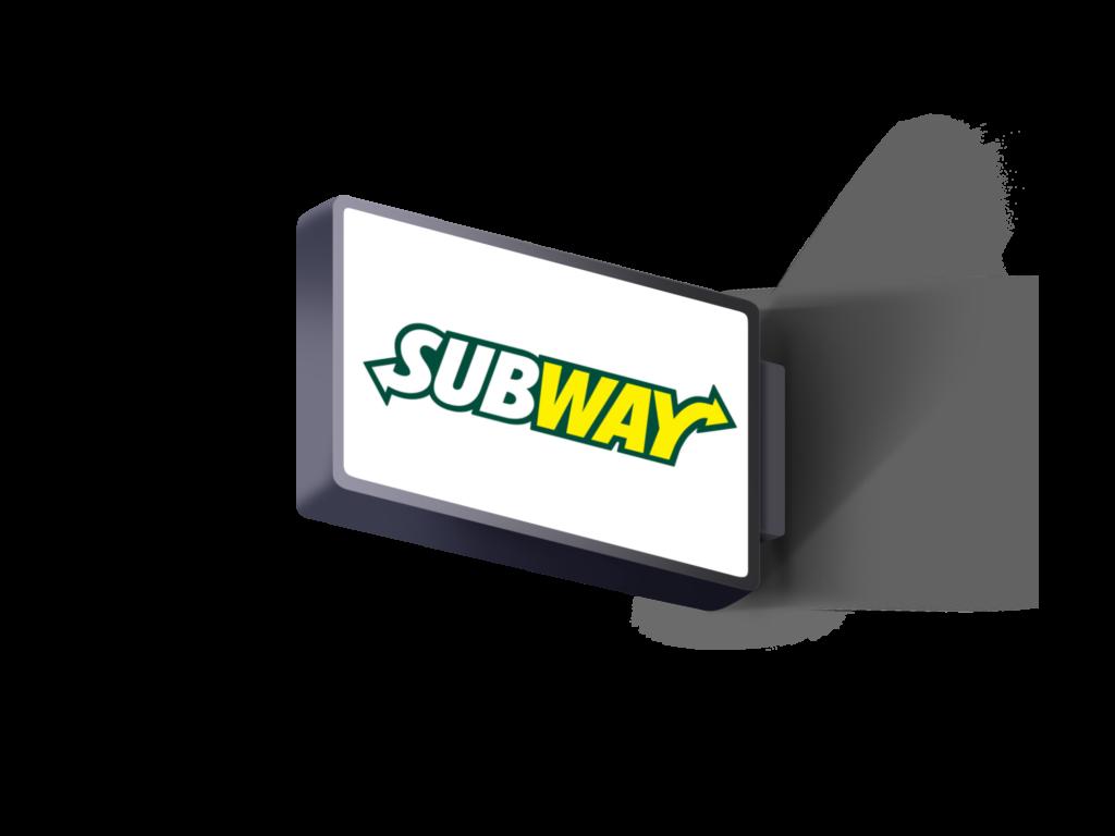 Señal de Subway