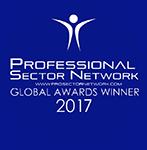 Ganador Professional Sector Award 2017